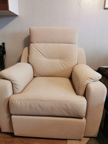 Sprzedam fotel elektryczny masywny relax firmy vero