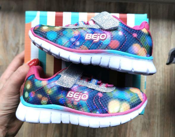 Nowe buciki Bejo r 24 dla dziewczynki sportowe tylko 50zl