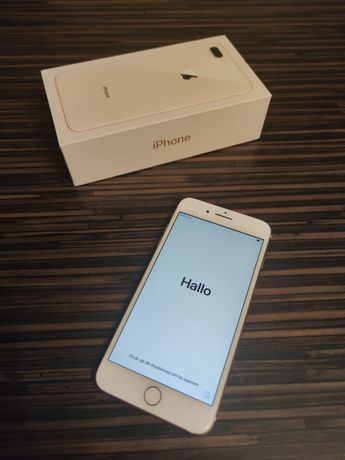 Apple iPhone 8 Plus Gold/Złoty 64GB Pamięć