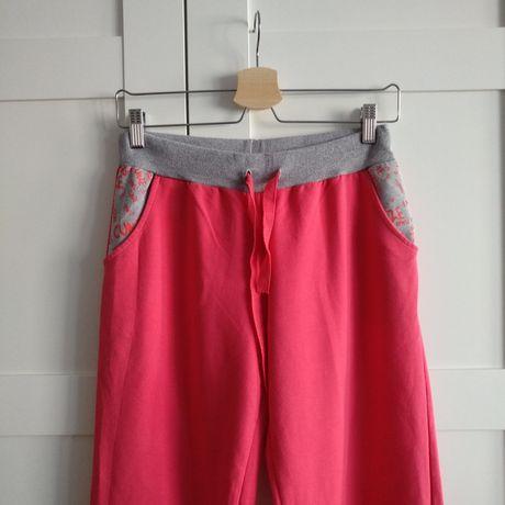 Spodnie damskie xl dresy