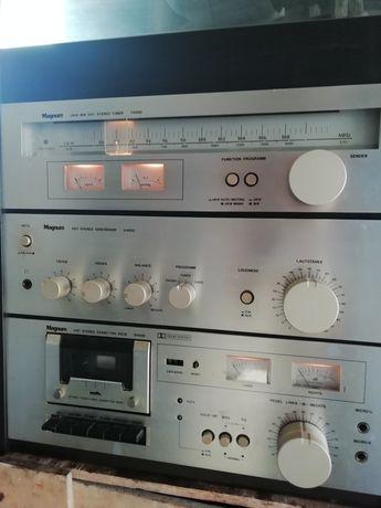 Magnum wieża + gramofon