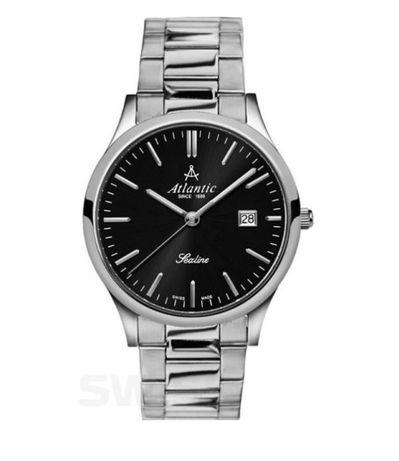 zegarek męski Atlantic NOWY, na gwarancji