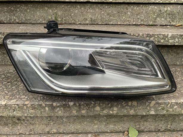 Lampa Audi Q5 8R lift skrętna prawa