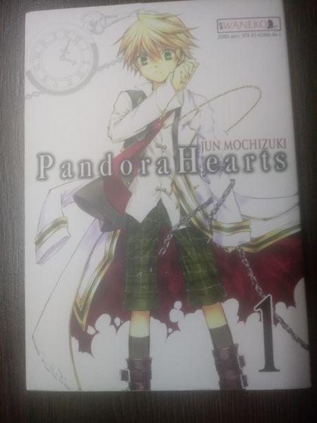 Komiks manga Pandora Hearts