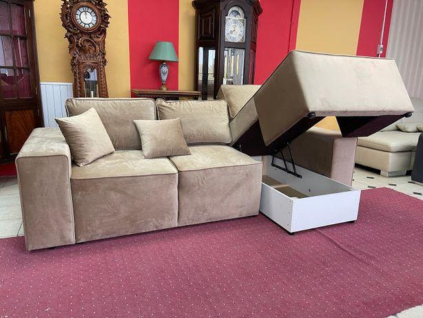 Под заказ! Угловой диван кутовий диван диван велюр мягкая мебель