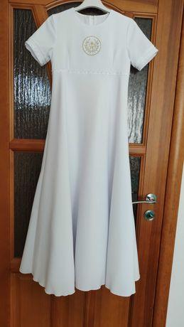 Śliczna elegancka Alba sukienka dla dziewczynki rozmiar 146/152