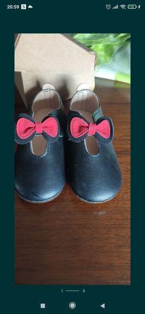Calçado de menina
