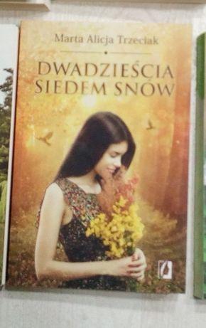 Maria Alicja Trzeciak - Dwadzieścia siedem snów