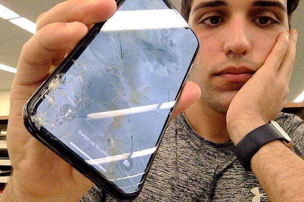 Замена стекла дисплея iPhone X/XS/XS MAX/XR/11/11 PRO восстановление
