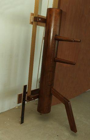 Деревянный манекен (из дуба) для Вин Чун, Кунг-Фу