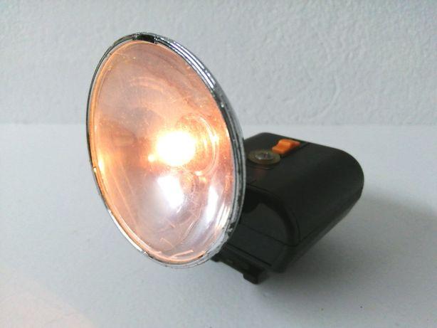 Zabytkowa Lampka do Roweru na Baterie