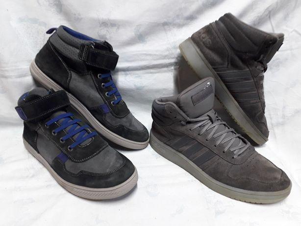 Кроссовки, ботинки Adidas 42 размер.