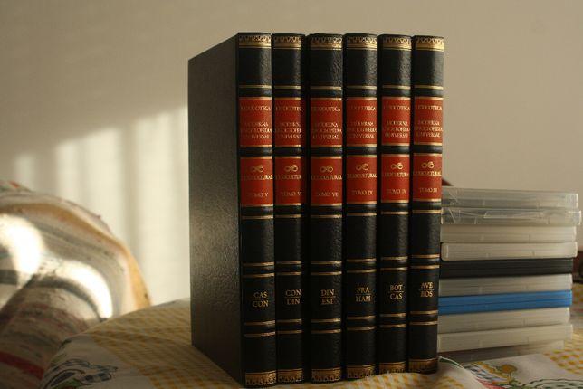 Enciclopédia moderna universal da lexicultural completa (21 livros)