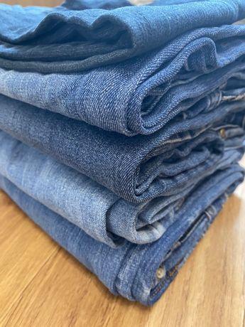 Старі джинси для рукоділля 5 од. (70 грн за усі речі на фото)