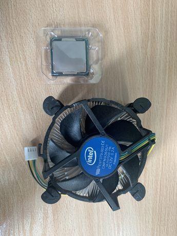Процессор Intel Core i5-9400F + оригинальный кулер