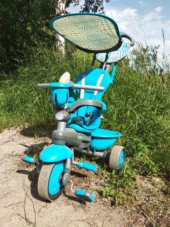 Велосипед Smart Trike Dream 4 в 1. Голубой.