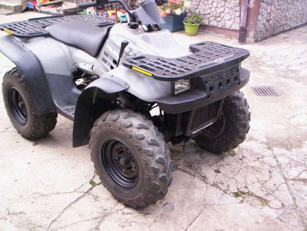 Quad ATV Polaris Magnum 4x4 USA klad grizzly 4wd 2002r