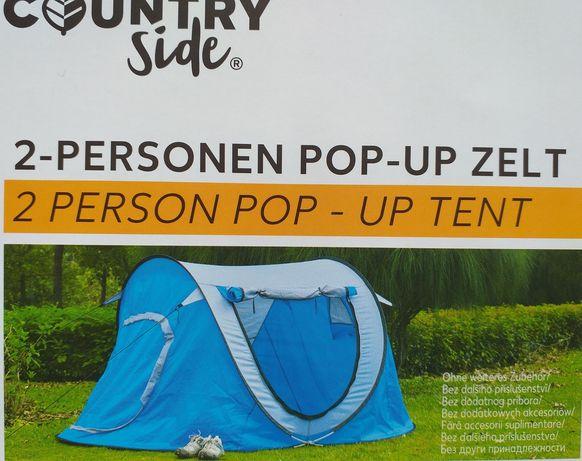 Палатка-автомат 2-місна. COUNTRY SIDE .