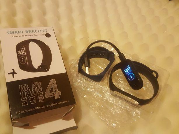 smart watch M4 zegarek plus dodatkowy pasek