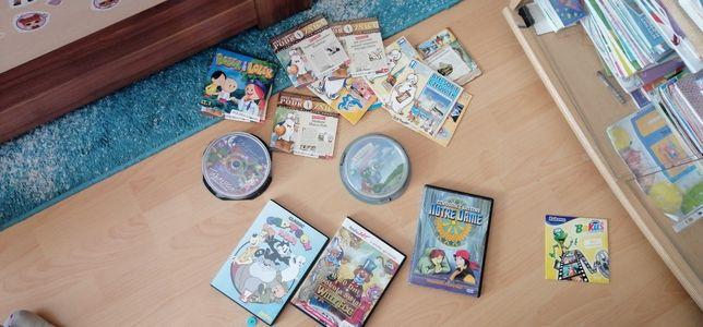 Płyty DVD z bajkami dla dzieci