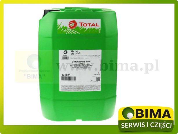 Olej hydrauliczno przekładniowy TOTAL DYNATRANS MPV 20L CLAAS John MF