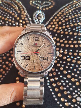 Zegarek męski Tommy Hilfiger jasna tarcza