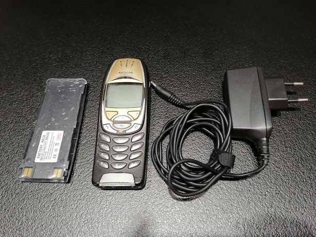 Nokia 6310i czarno złota + nowa bateria