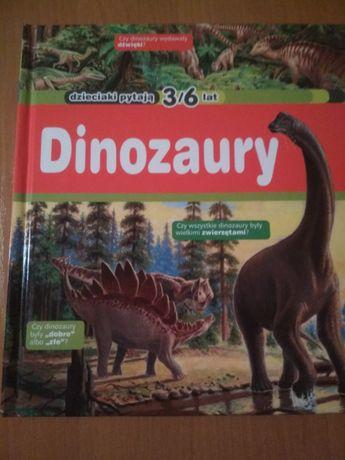 Dzieciaki pytają: Dinozaury
