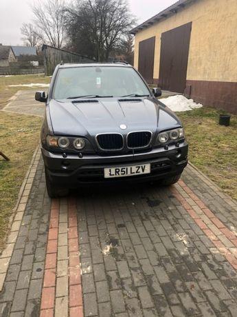 BMW X5 e53 3.0d - części