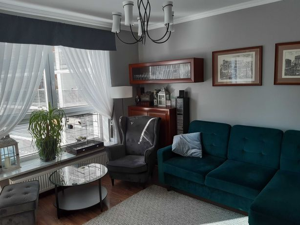 Mieszkanie 58,60m2, 3 pokoje, 2 loggie, klimatyzacja, osiedle Saska I