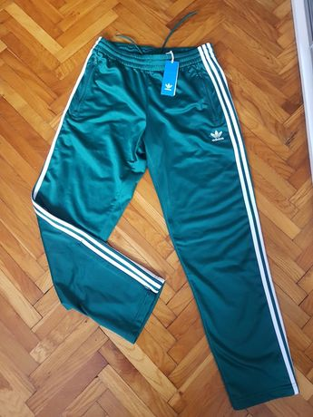 Adidas butelkowa zieleń r. M