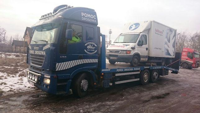 Pomoc Drogowa Poznań Dostawcze Ciężarowe Maszyny A2-S11-S5 Komorniki