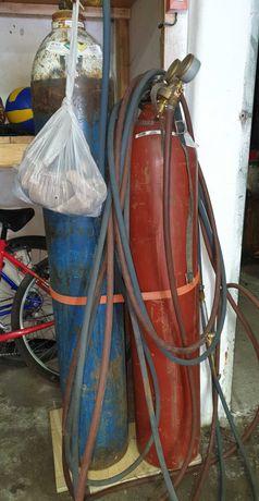 zestaw do spawania gazowego