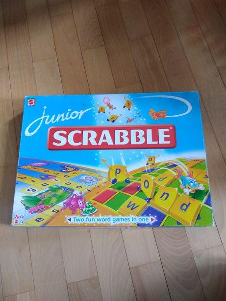 Gra planszowa Scrabble po angielsku