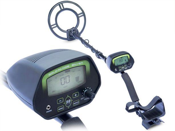 Wykrywacz metalu detektor metali Cobra Tector CT-1037