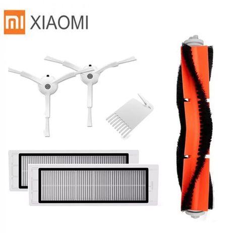 Akcesoria Xiaomi Mi Robot Mijia 1s Roborock S50 S55 S5 szczotki filtry