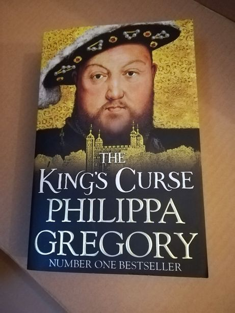 The kings curse de Philippa Gregory