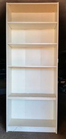 estante em madeira de 1.90x70