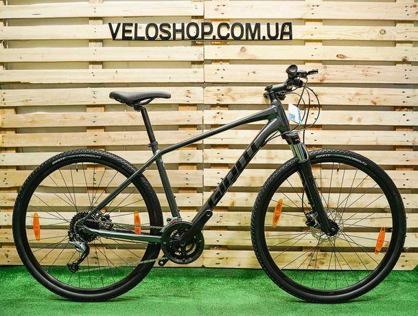 Гибридный велосипед Giant  Roam 2 Disc (2020) M