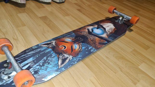 Топовый лонгборд Pepper boards longboard