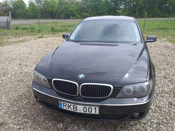 Разборка шрот BMW БМВ 7 е65 е66 мотор капот фари крило дверка бампер