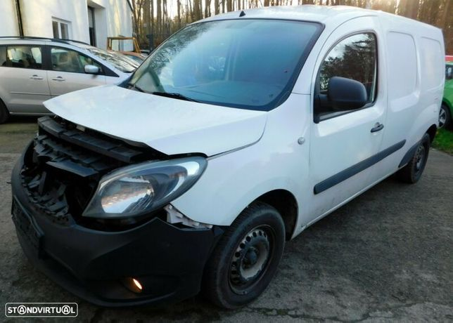 Motor Mercedes A A180 B B180 Cla Gla 180cdi 607.951 60795Arranque + Alternador Arcondicionado