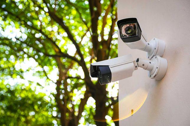 Montaż kamer , systemów alarmowych, domofonów, okablowania sieciowego