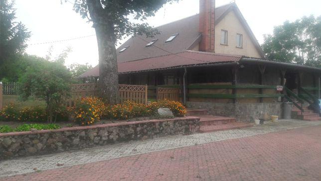 Mazury-Sprzedam dom 280m2 na działce 800m2 w Okartowie