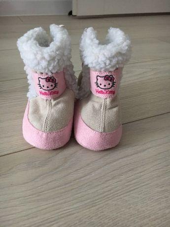 Buciki Hello Kitty