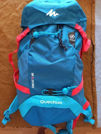 Vendo mochila Quechua 20L sistema air cooling