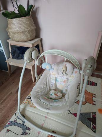 Huśtawka dla niemowlaka bujak Bujaczek Bright Starts Comfort Harmony