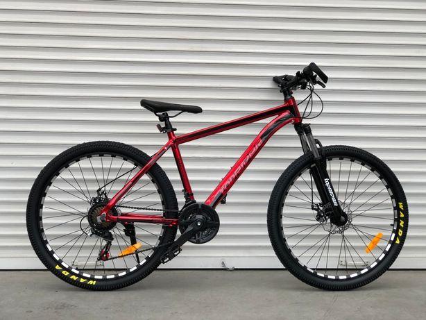 """Гірський новий алюмінієвий велосипед 26""""(є різні варіанти і коляри)"""
