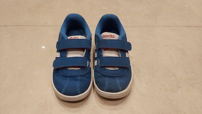 Buty chłopięce - Adidas - rozmiar 25