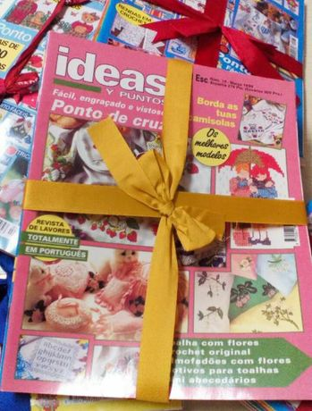 Ideas y Puntos: 70 Revistas.
